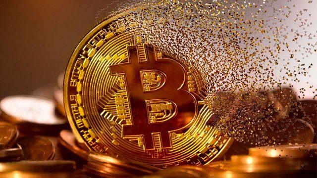 El precio del bitcoin cae de estrepitosamente