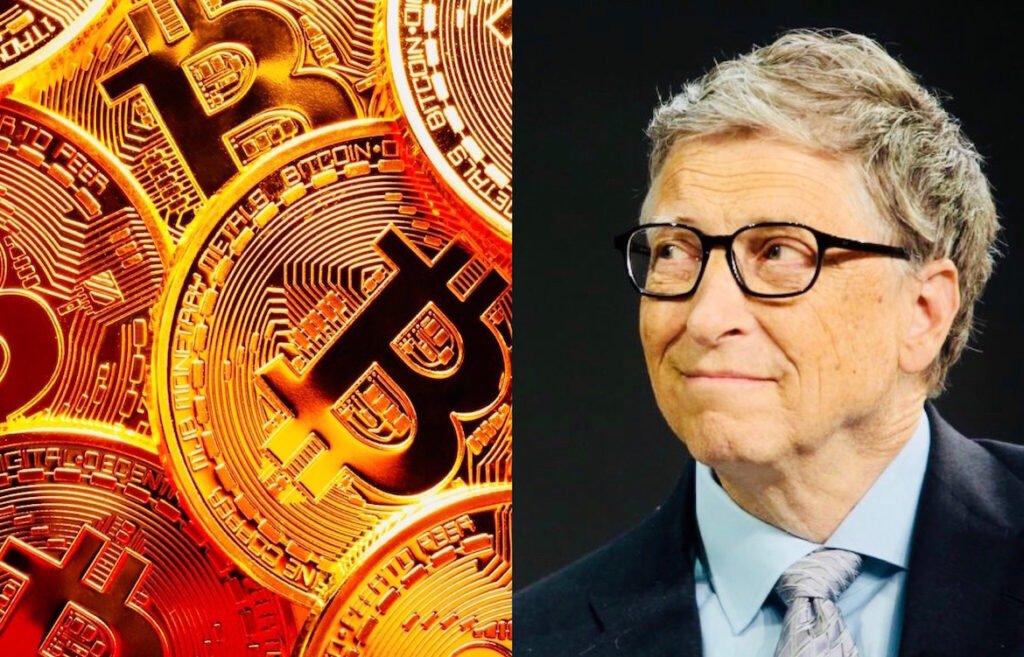 Bill Gates critica el Bitcoin