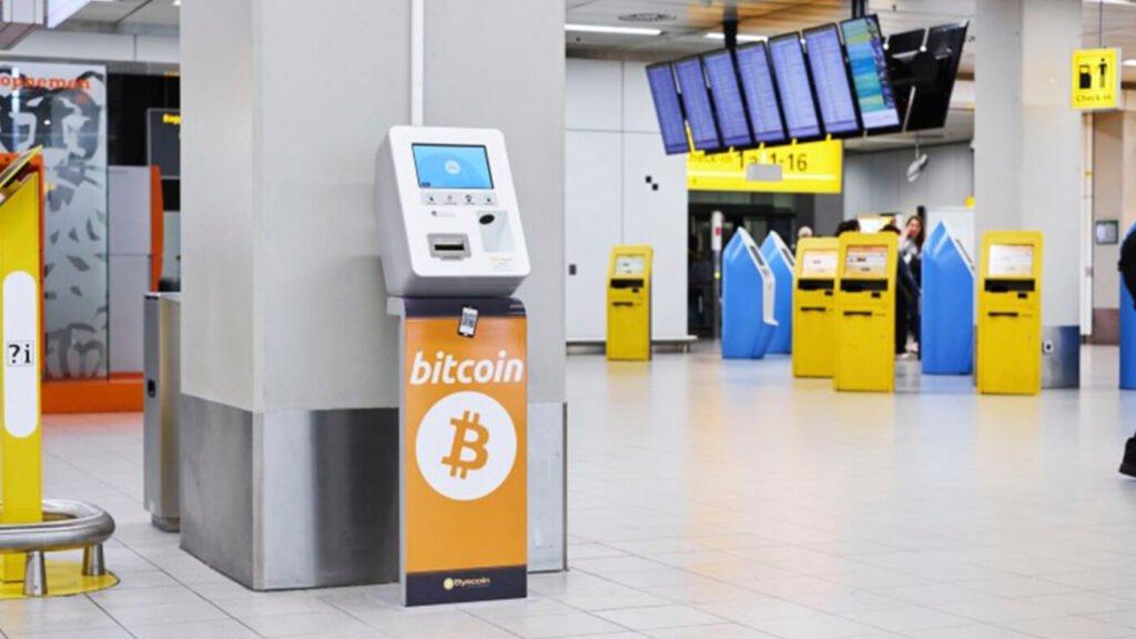 Los 10 países con más cajeros bitcoin
