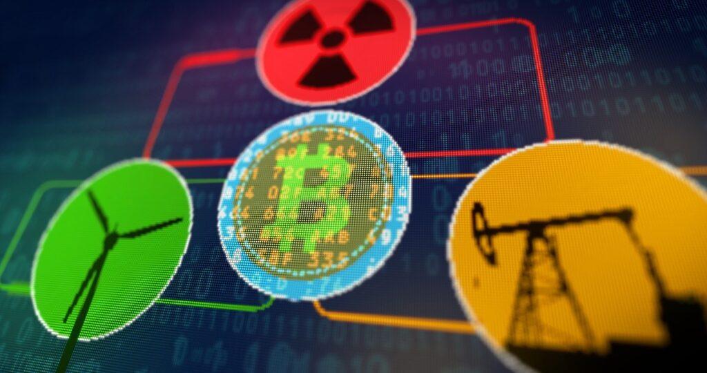 Por qué minar bitcoin representa un riesgo al medio ambiente