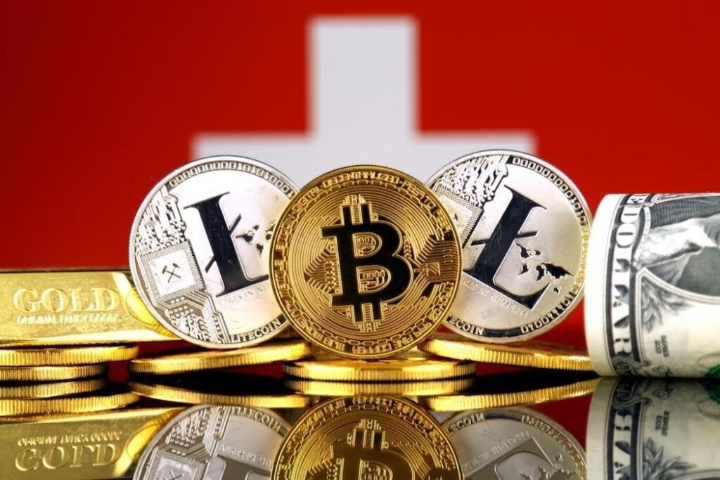 Ya se puede pagar impuestos con criptomonedas en Suiza